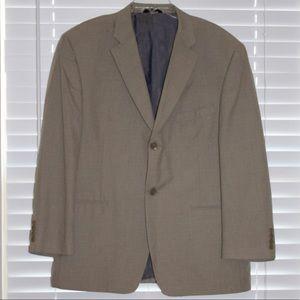 Complete men's Haggar enterprise suit